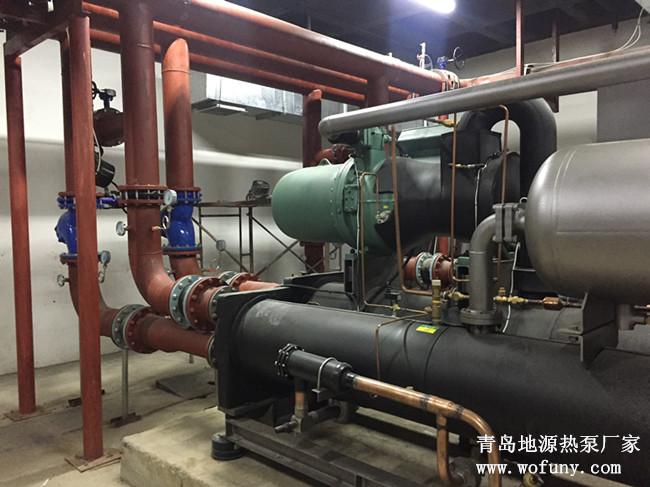 大型地源热泵工程