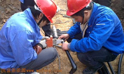 工程地源热泵