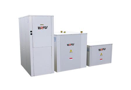 VKC WR 水地源热泵机组(卧式)