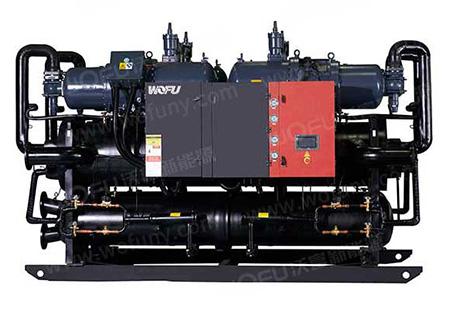 GSG 干式螺杆水地源热泵机组